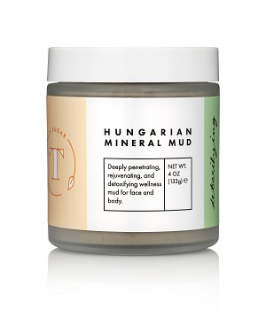 Hungarian Mineral Mud™ 4oz  Retail