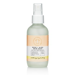 Rose + Aloe Skin Mist 4oz